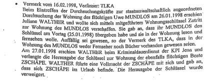 Schreiben des TLfV an den Generalbundesanwalt, 30.11.2011